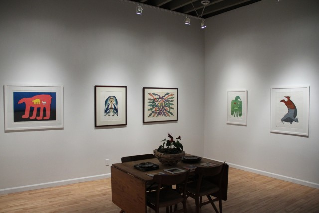 Cape Dorset Prints Drawings Michael Gibson Gallery