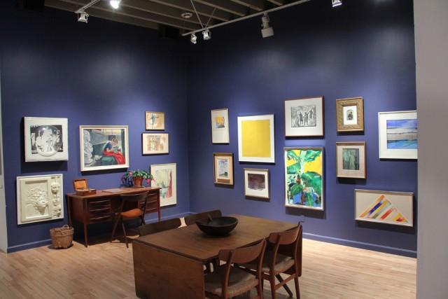 Herb & Margot Ariss Personal Art Collection