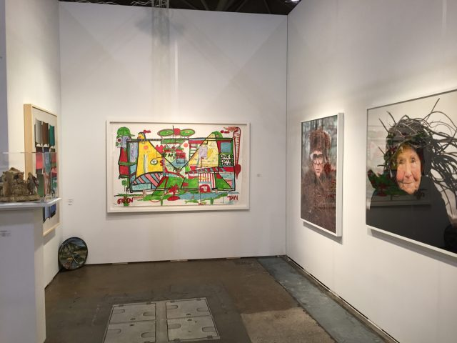 Art Toronto 2016