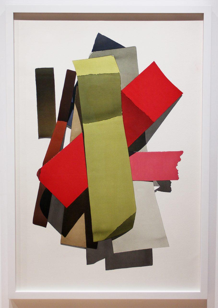 Hans Wendt Paint Samples #2 Framed