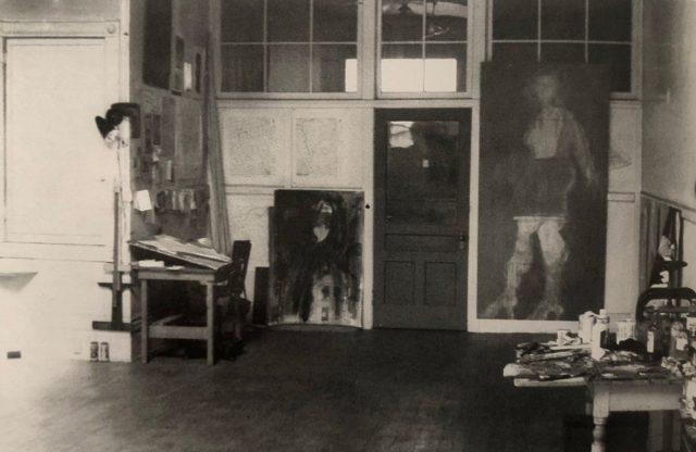 Greg Curnoe Studio