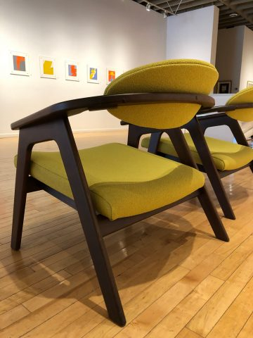 Pearsall Chairs